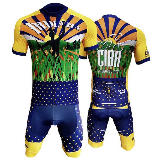 Cycling Jerseys and Kits