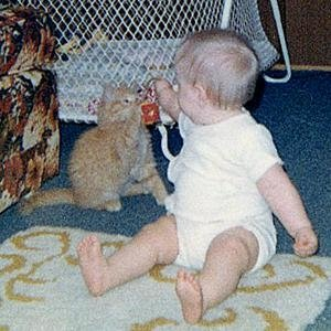 MEGAN - Raised by Kittens
