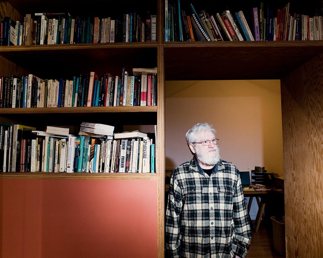 Dan Graham, conceptual artist, curator