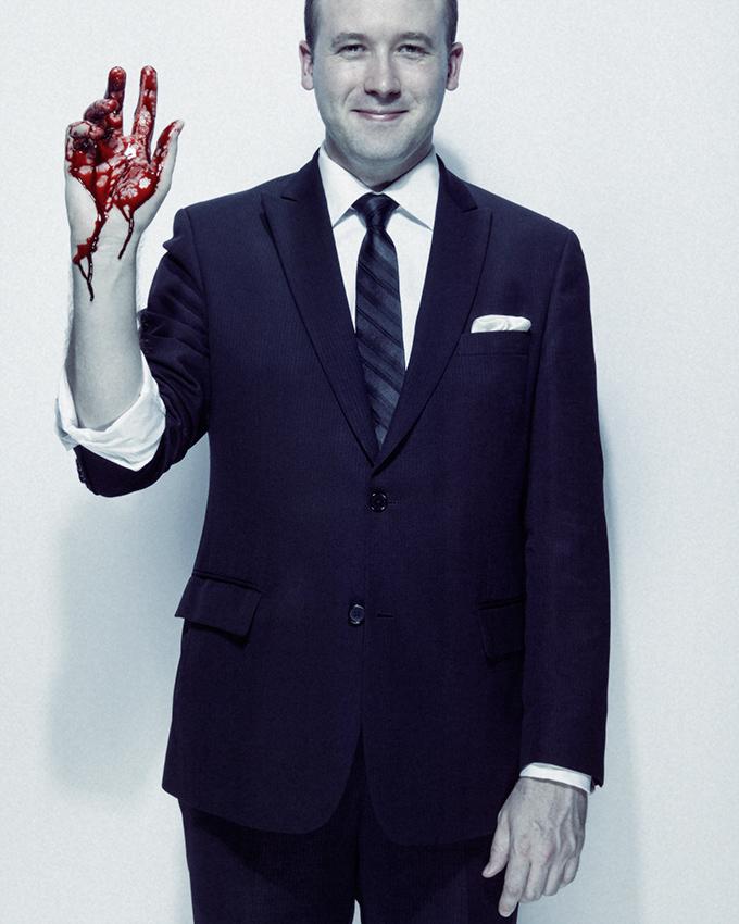 Matthew Holtzclaw, magician