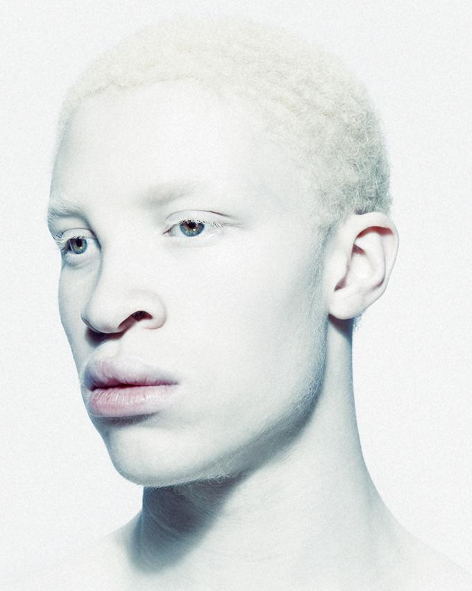 Shaun Ross, model/actor