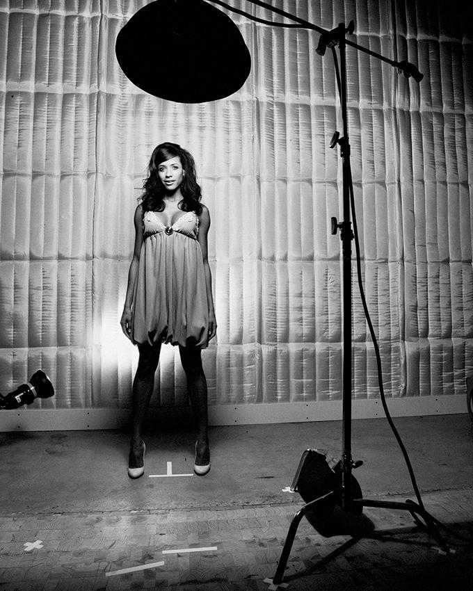 Dania Ramirez, actress. Los Angeles.
