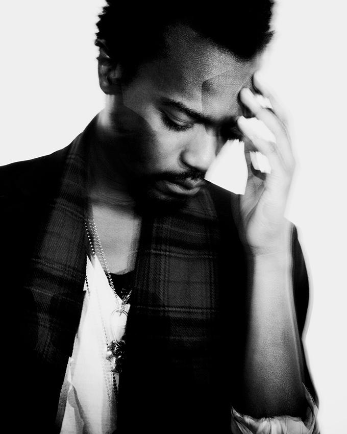 Richie Adomako, designer, writer