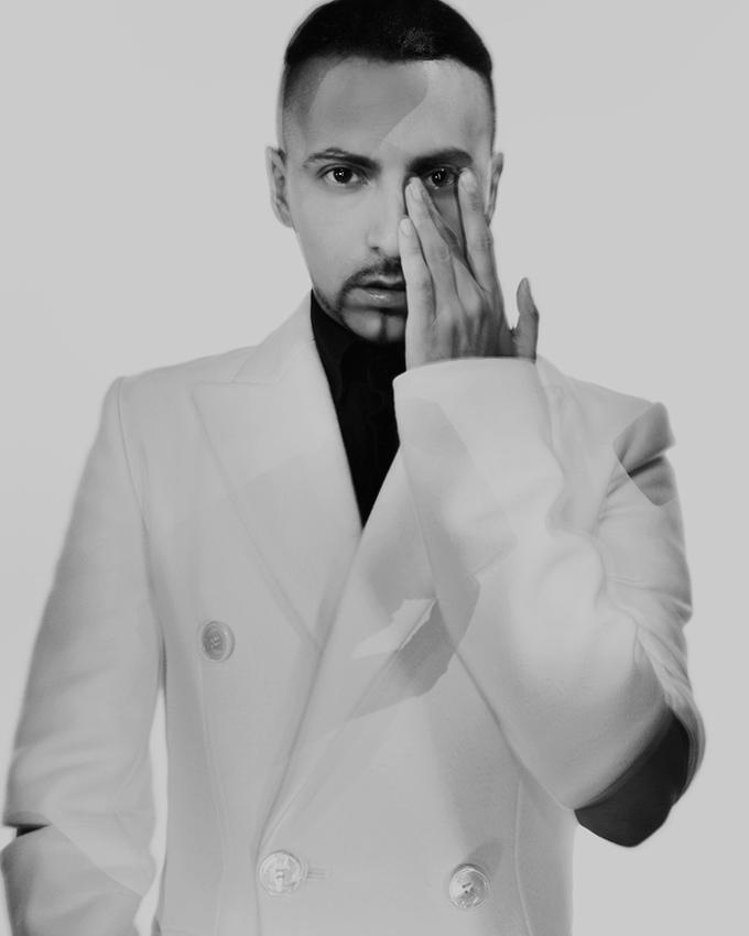 René Garza, celebrity and fashion stylist