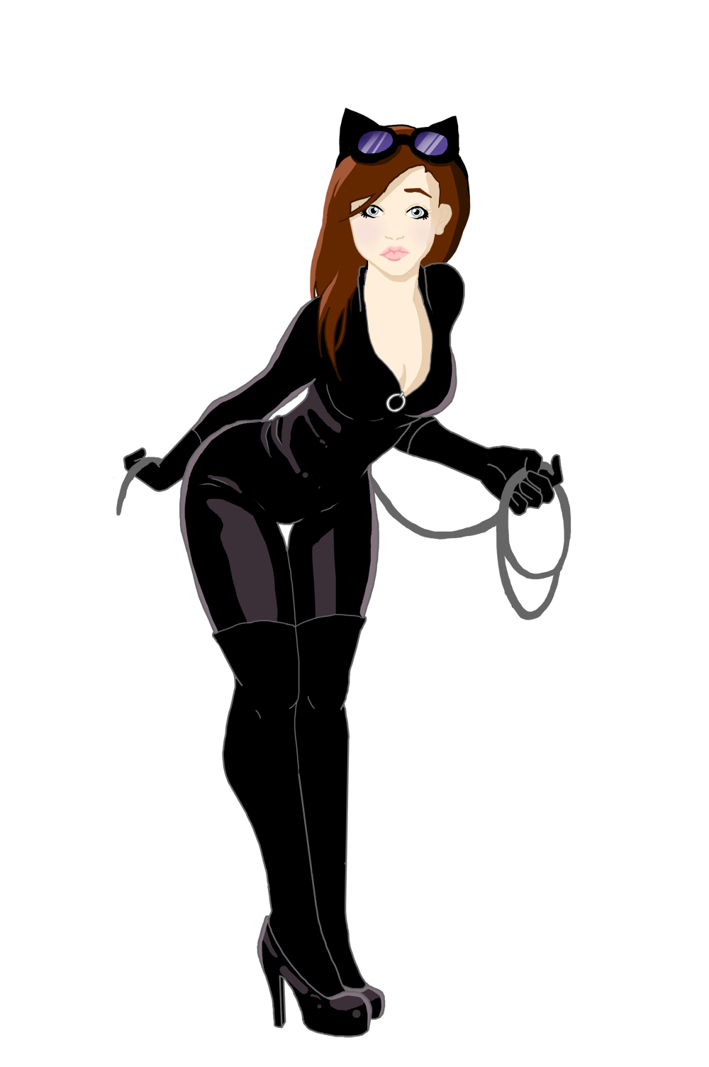 Catwoman, from Batman
