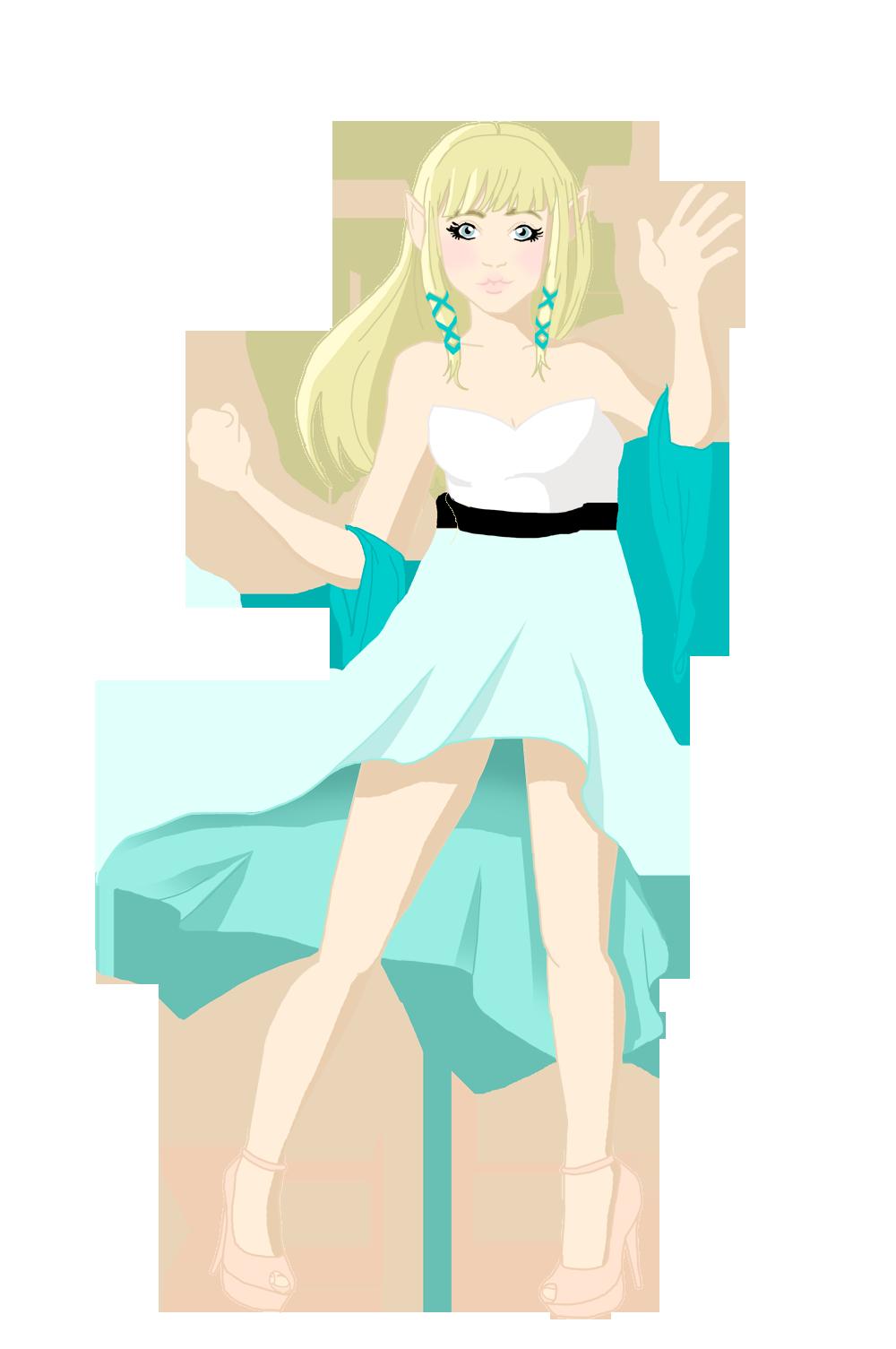 Zelda, from Skyward Sword