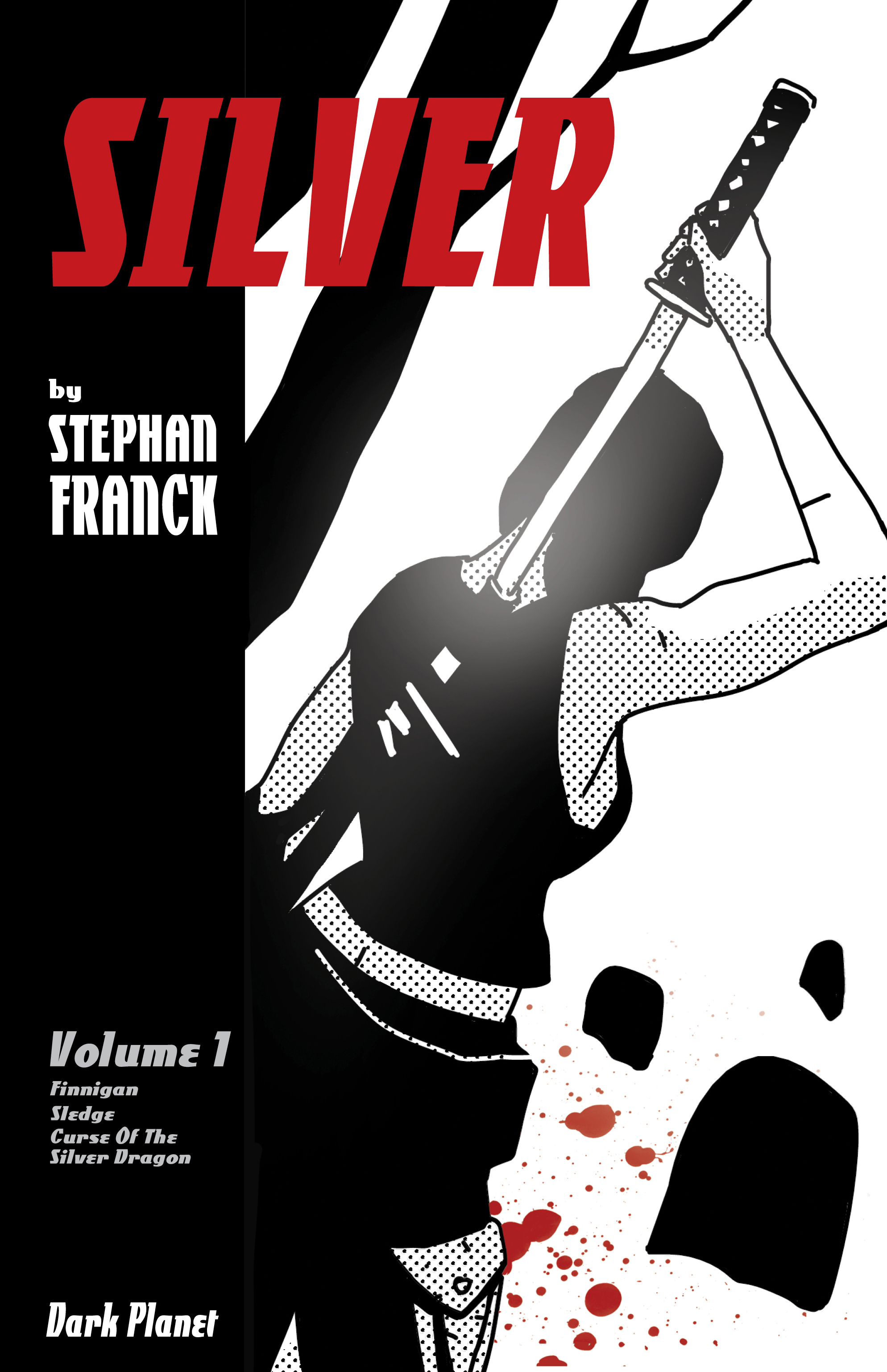 Featured Item: SILVER Vol. 1 (TPB) - Eisner Award nominated series debut TPB at the great retail price of $12.99!