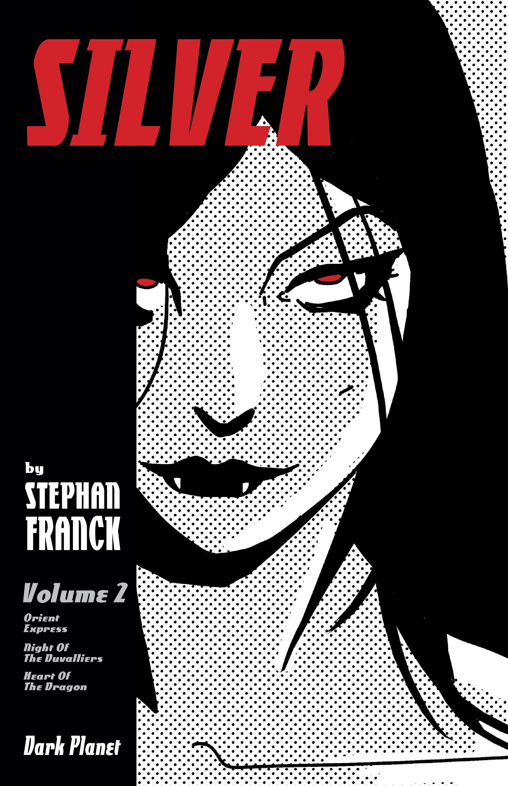 SILVER Vol. 2 (TPB) - OCT151372