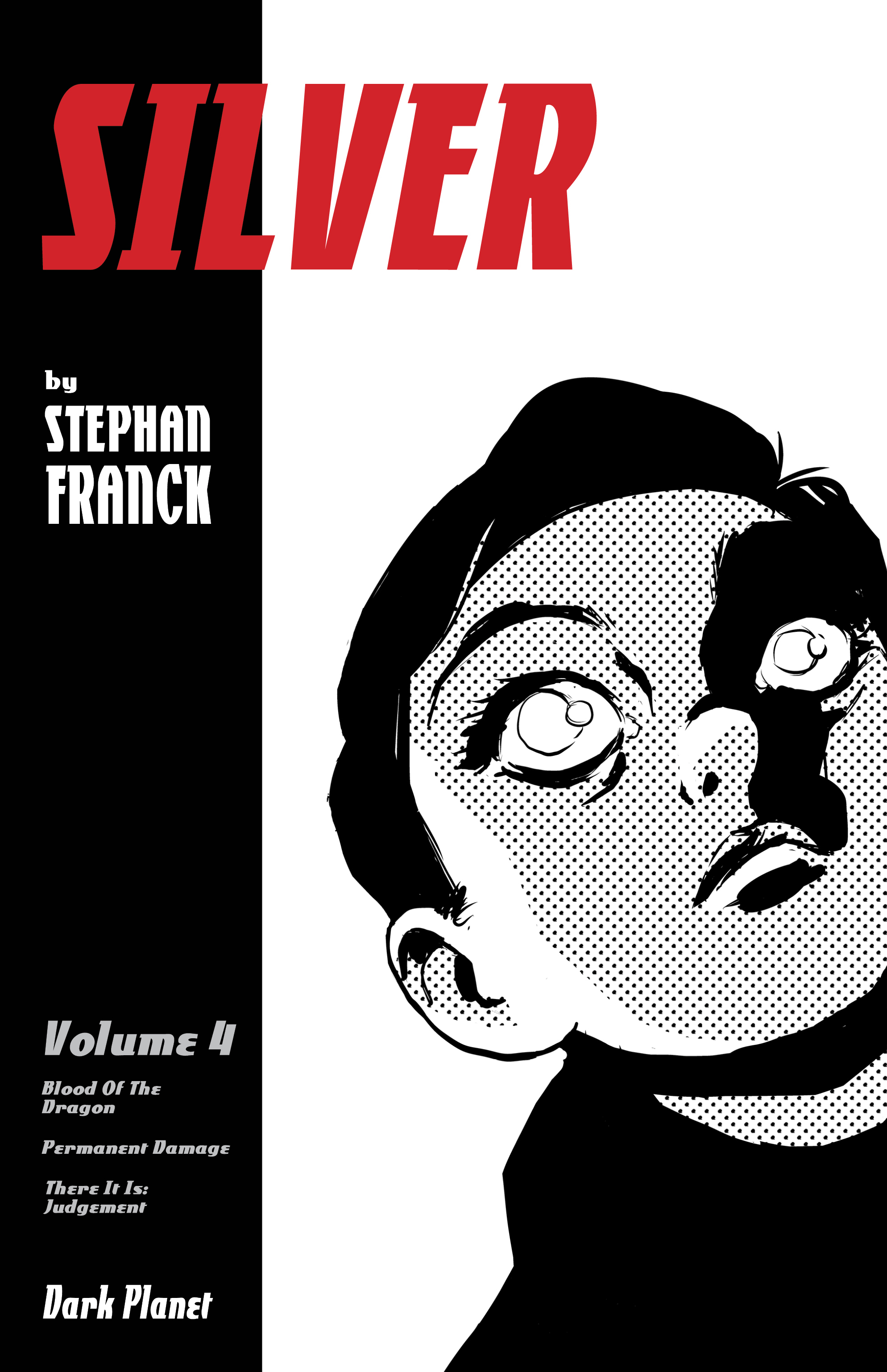 SILVER Vol. 4 (TPB) - SEP181703