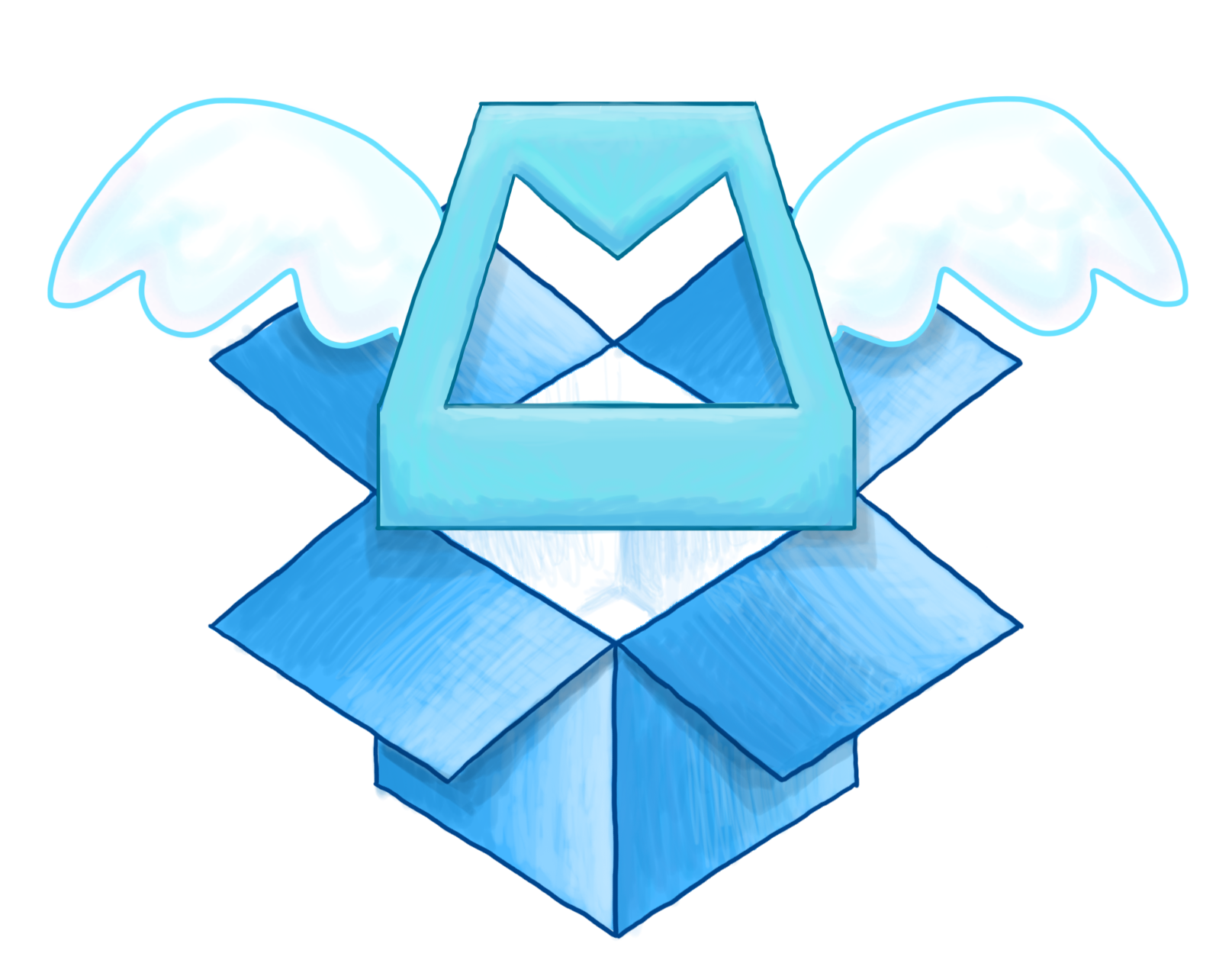 Mailbox and Dropbox