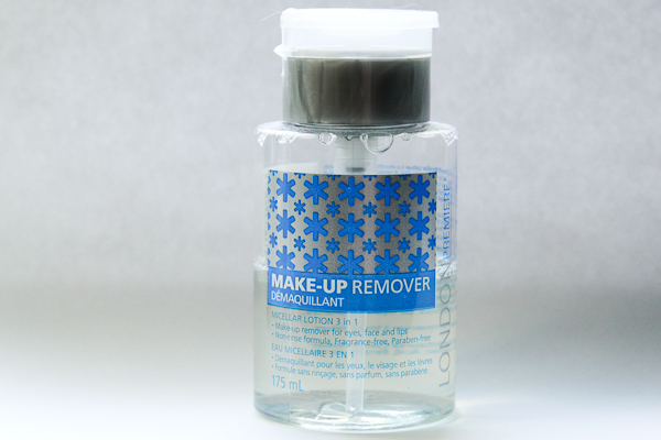 London Look Make-Up Remover