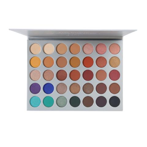 The Jaclyn Hill Palette by Morphe.