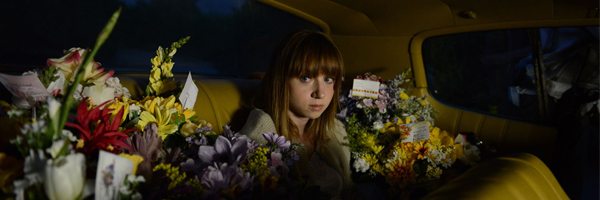 Zoe Kazan in  The Pretty One  {Photo: DADA FILMS}