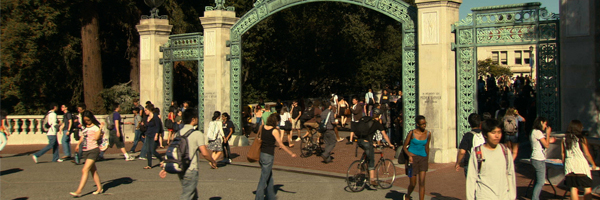At Berkeley {Photo:ZIPPORAH FILMS}