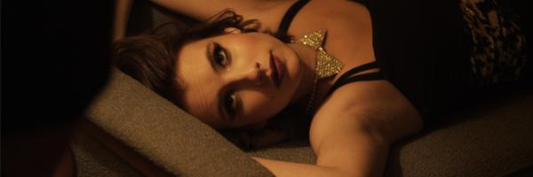 Emma Roberts; poetry aficionado in Adult World {Photo: IFC FILMS}
