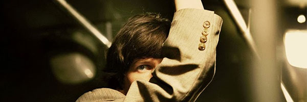 Jesse Eisenberg in Richard Ayoade's The Double {Photo: MAGNOLIA PICTURES}