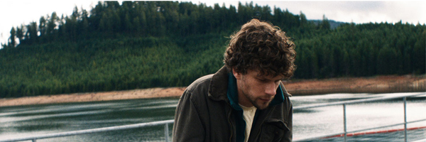 Jesse Eisenberg delivers his best performance since  The Social Network in Kelly Reichardt's Night Moves {Photo: CINEDIGM}