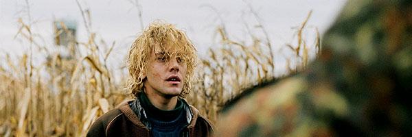 Xavier Dolan in Tom at the Farm {Photo: MK2}