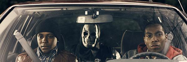 A scene from Darius Clark Monroe's Evolution of a Criminal  {Photo: IFC CENTER}