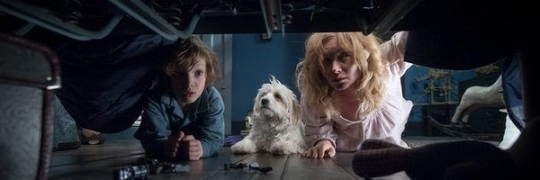 A scene from Jennifer Kent's  The Babadook  {Photo: IFC MIDNIGHT}