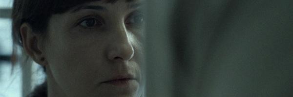 Margarita Gosheva in a scene from Kristina Grozeva and Petar Valchanov's  The Lesson {Photo: FILM MOVEMENT}