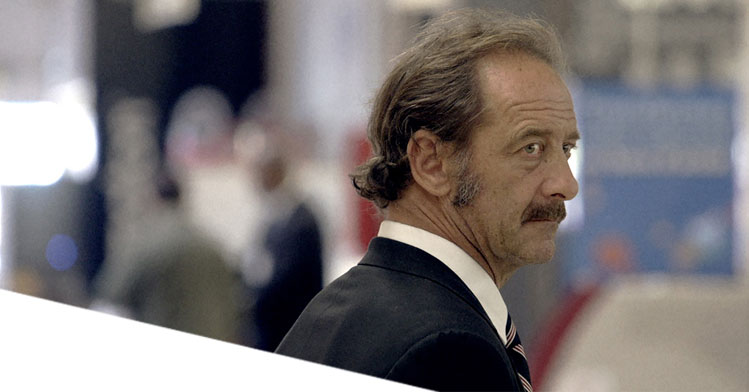 Vincent Lindon in a scene from Stéphane Brizé's  The Measure of a Man  {Photo: KINO LORBER}