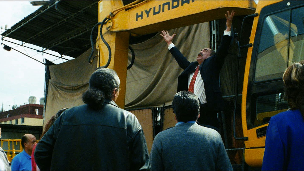 A scene from Joaquín del Paso's  Panamerican Machinery  {Photo: HOLLYWOOD REPORTER}