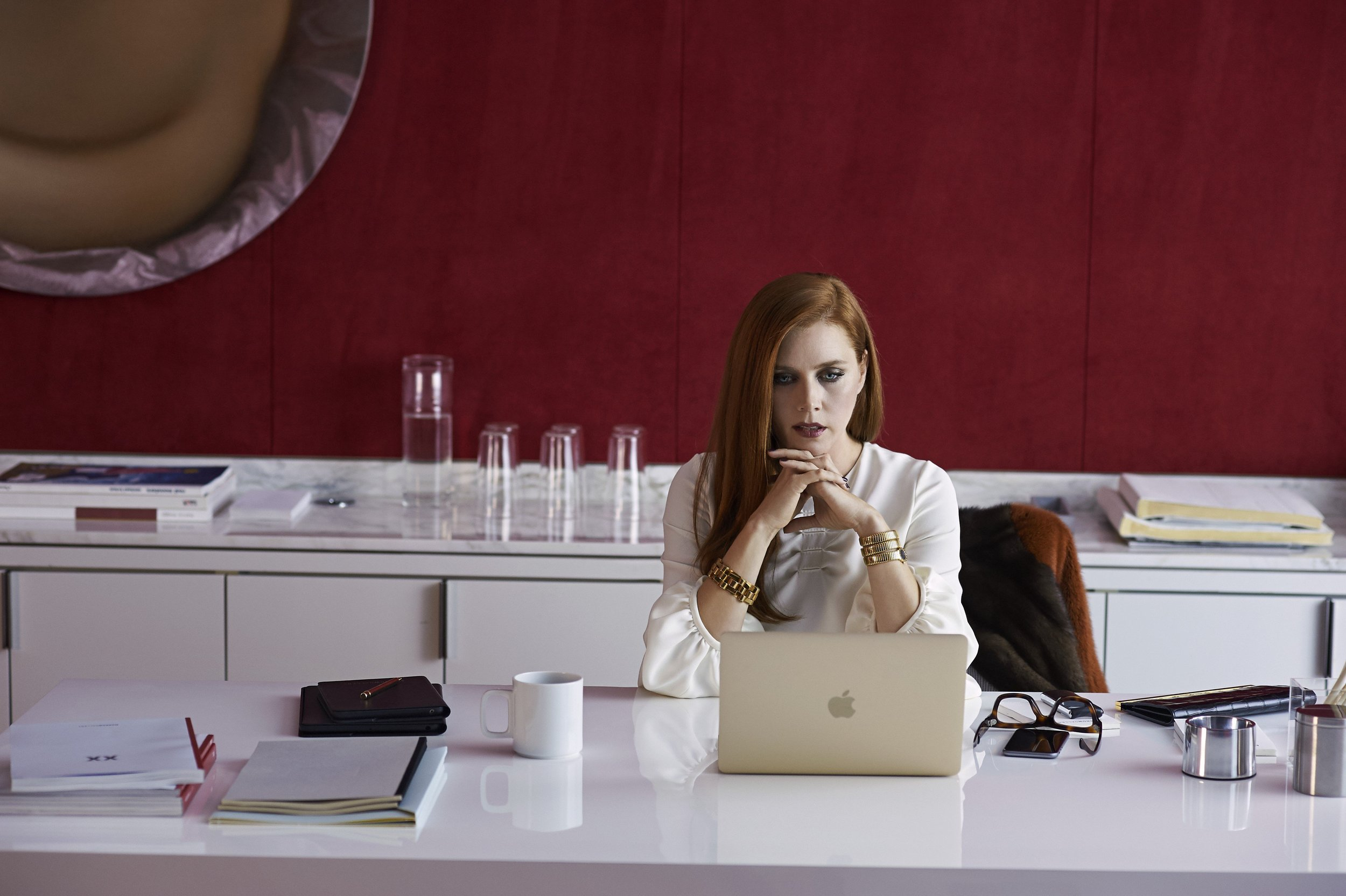 Amy Adams in a scene from Tom Ford's  Nocturnal Animals  {Photo: FOCUS FEATURES}