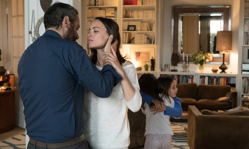 A scene from Joachim Lafosse's  After Love  {Photo: DISTRIB FILMS}