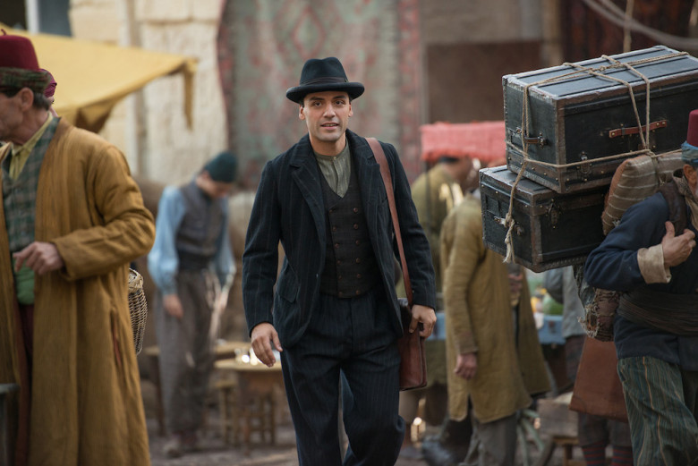 Oscar Isaac in a scene from Terry George's  The Promise  {Photo: OPEN ROAD PICTURES}