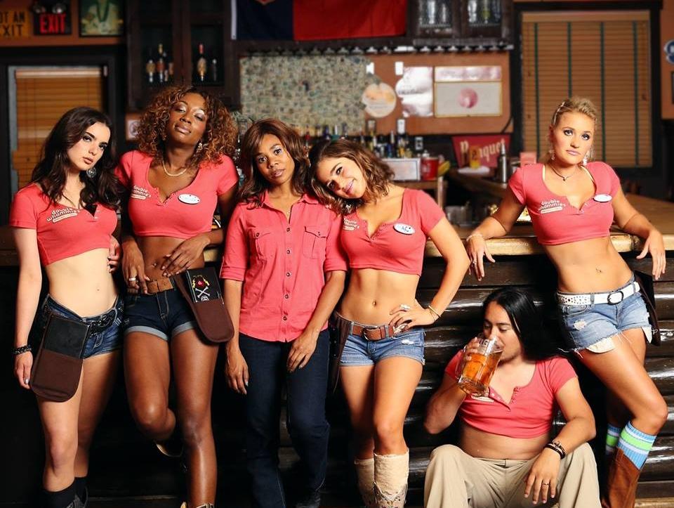 <I><B>Support the Girls</i></b>
