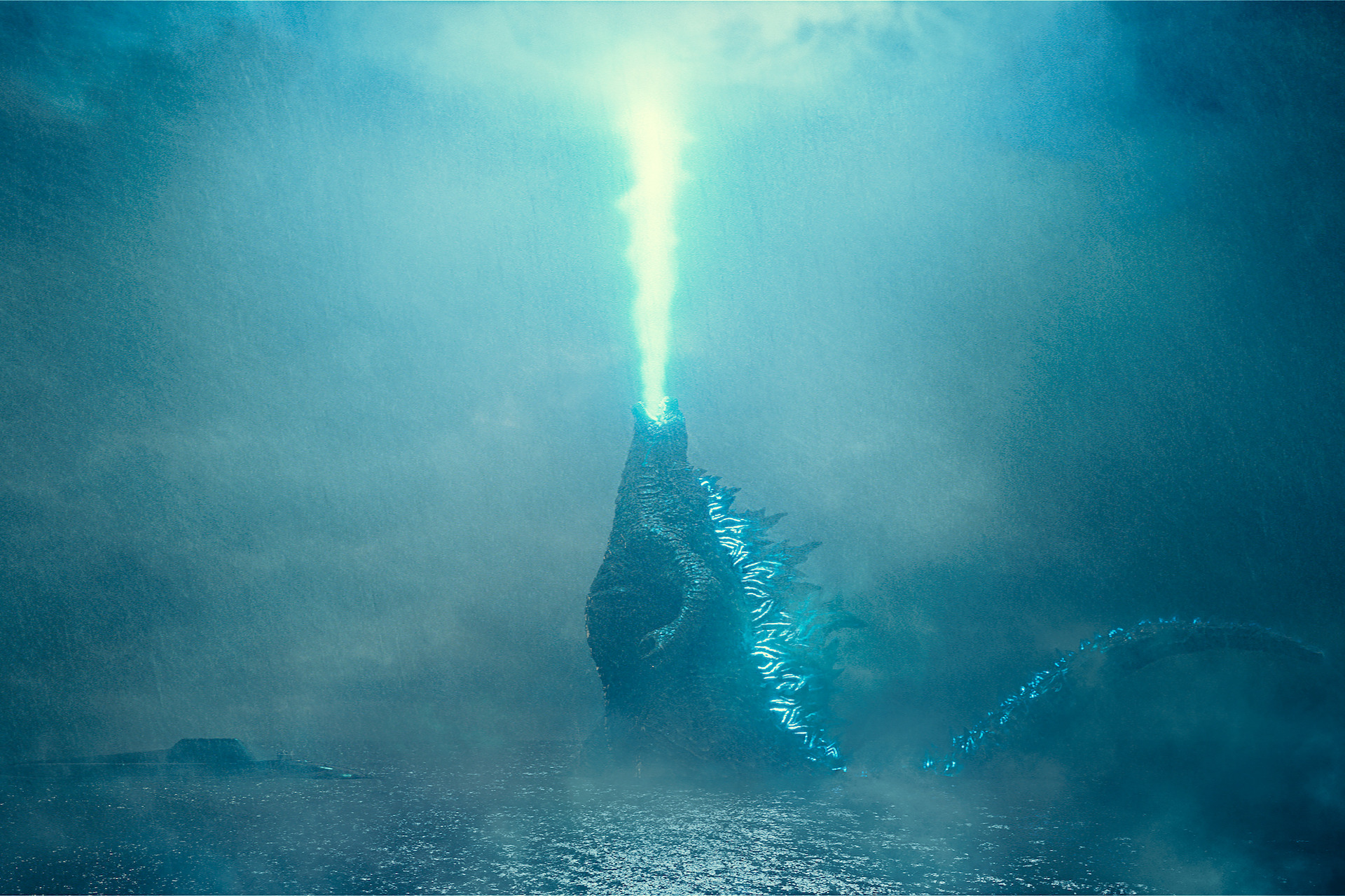 Something from Godzilla: King of the Monsters (Photo: WARNER BROS. PICTURES)