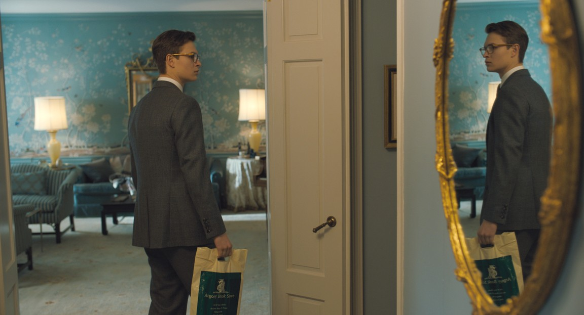 Ansel Elgort in a scene from John Crowley's  The Goldfinch  (Photo: WARNER BROS. PICTURES)
