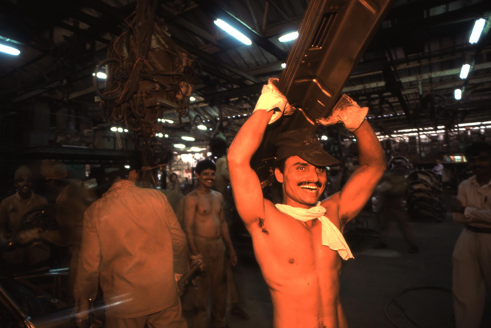 Padmiri's workers