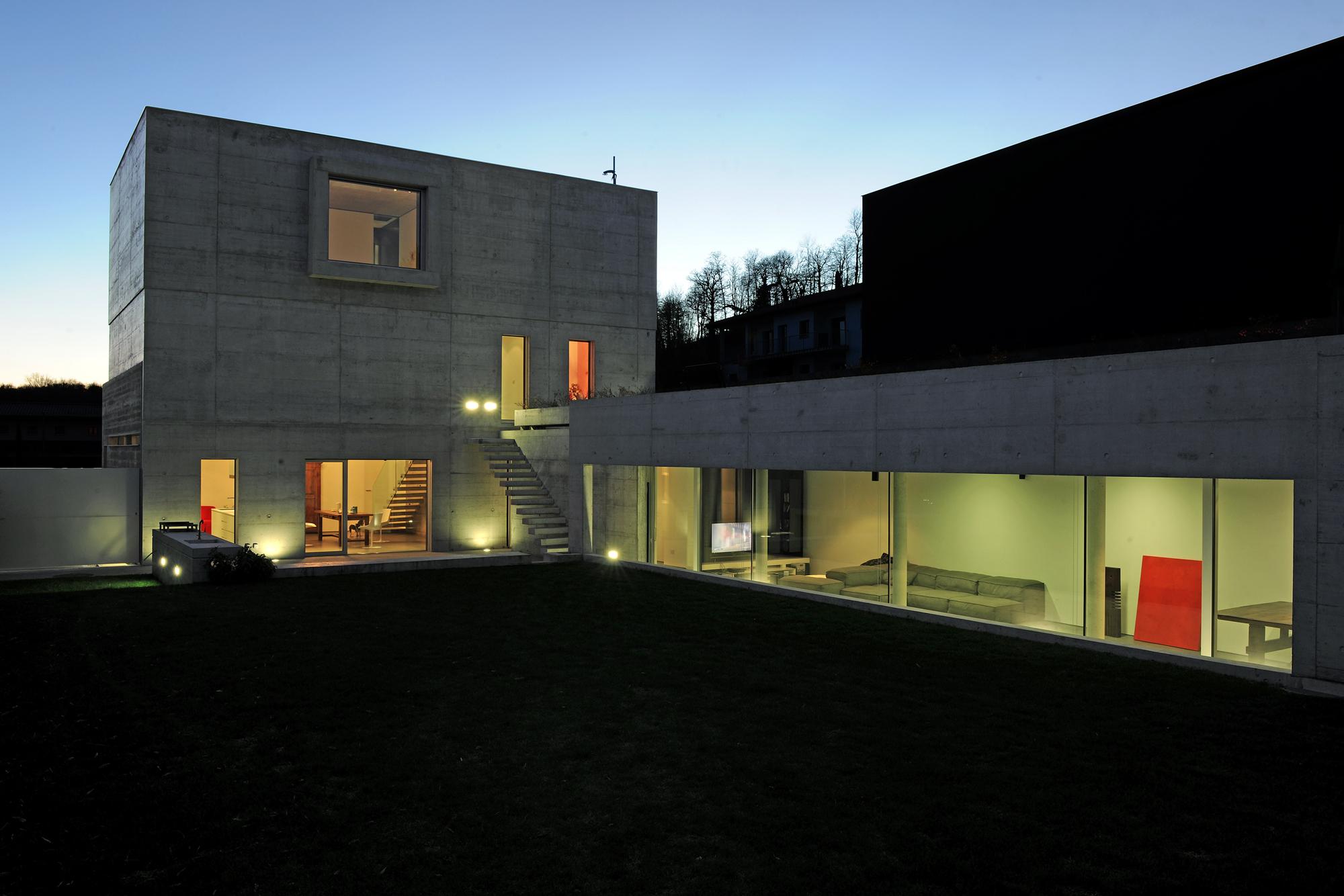 House in Mendrisio (Ch)