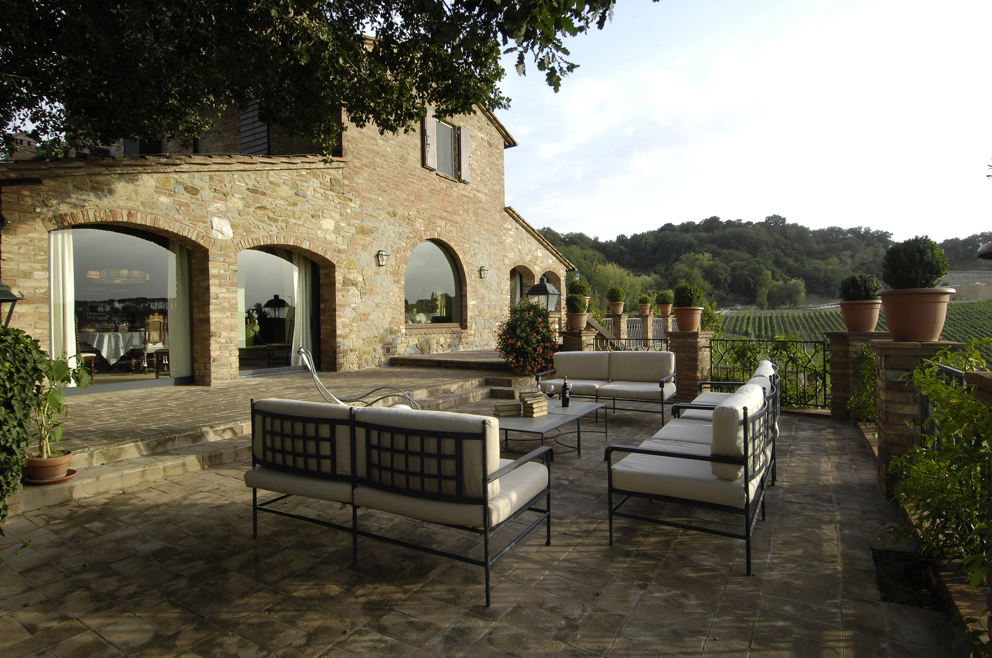 House in Montepulciano (Tuscany)