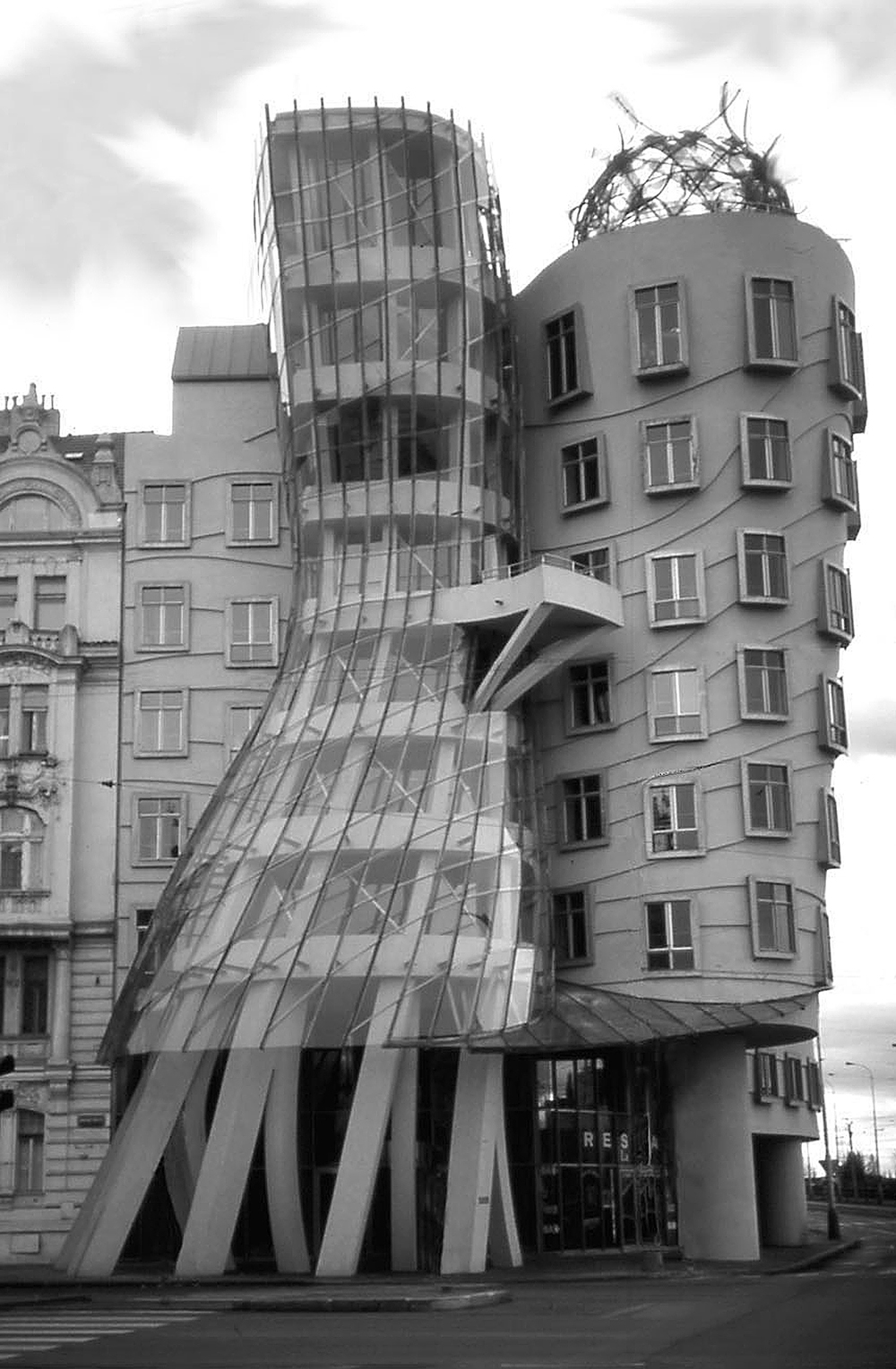 Nederland National Building - Praga (Cz)