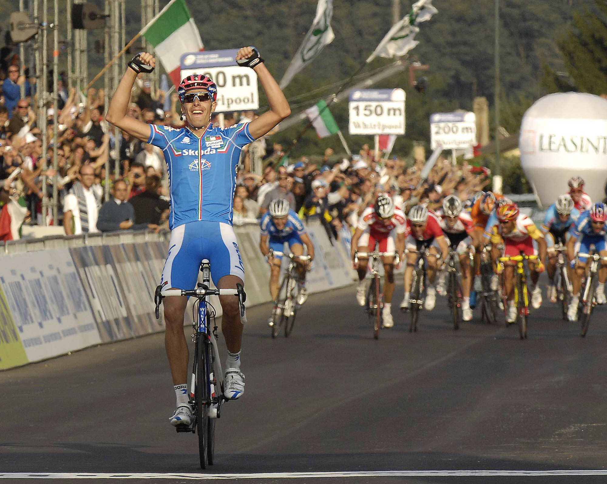World Cycling Championship 2008 - Varese (Italy)