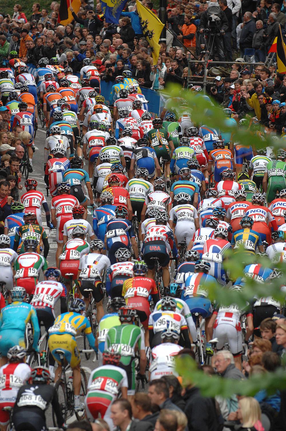 World Cyclist Championship 2012 - Walkemburg (Nl)