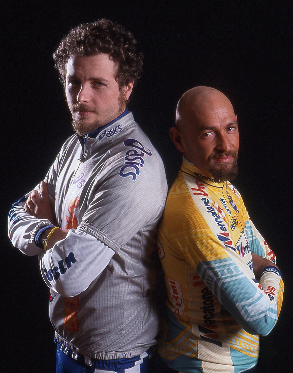 Lorenzo Jovanotti & Marco Pantani