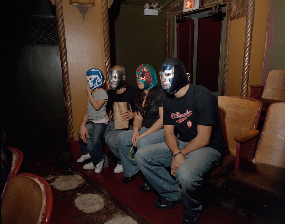Lucha Libre Audience