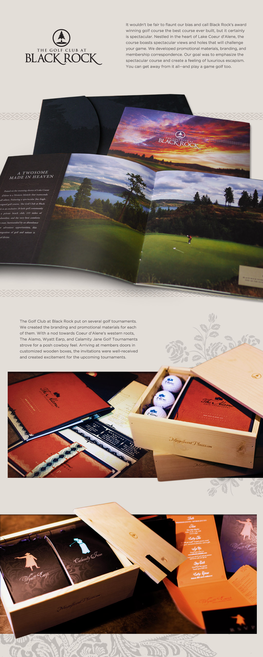 Here's what we did:    Logo Development and Branding, Design and Packaging