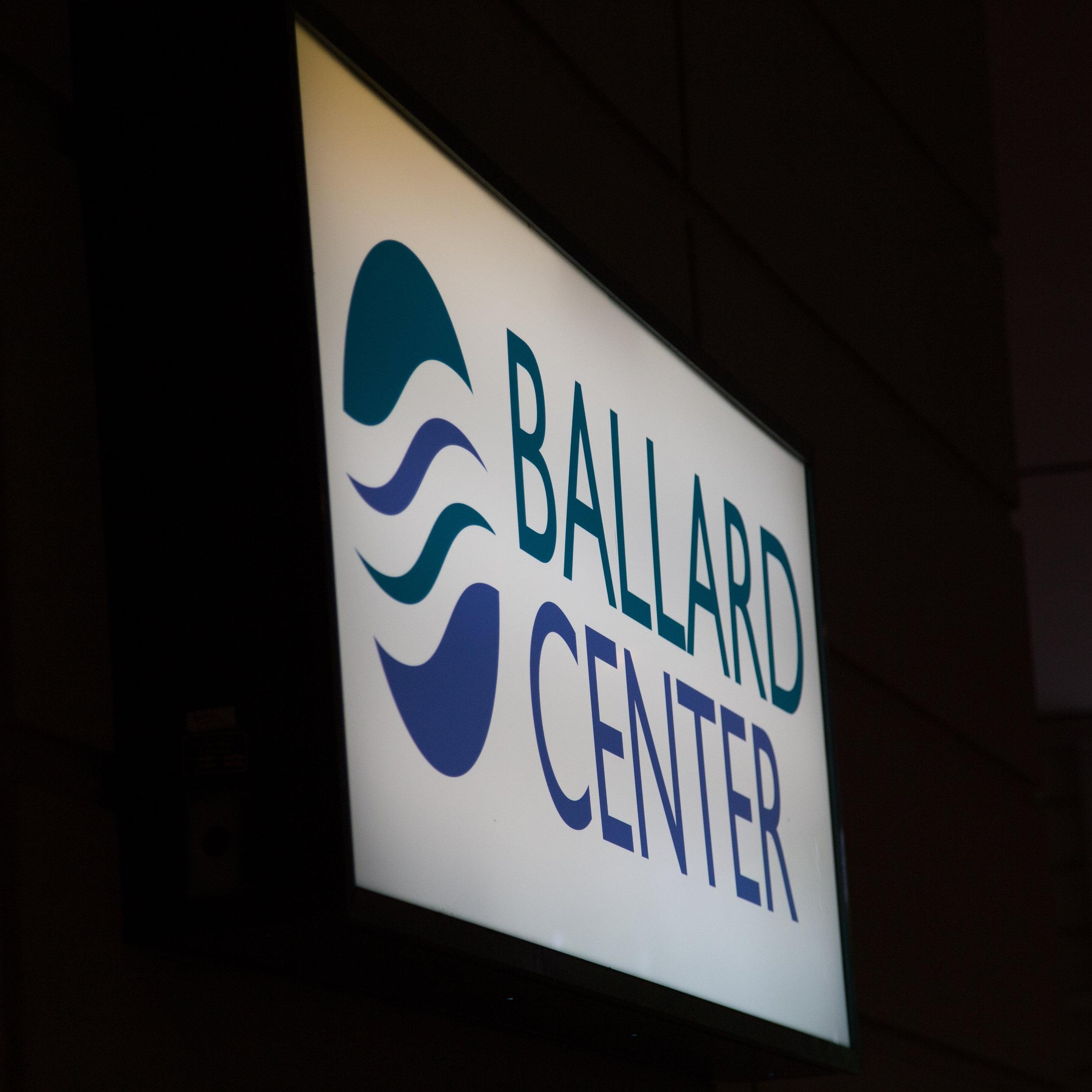 Ballard Center, Augusta, ME