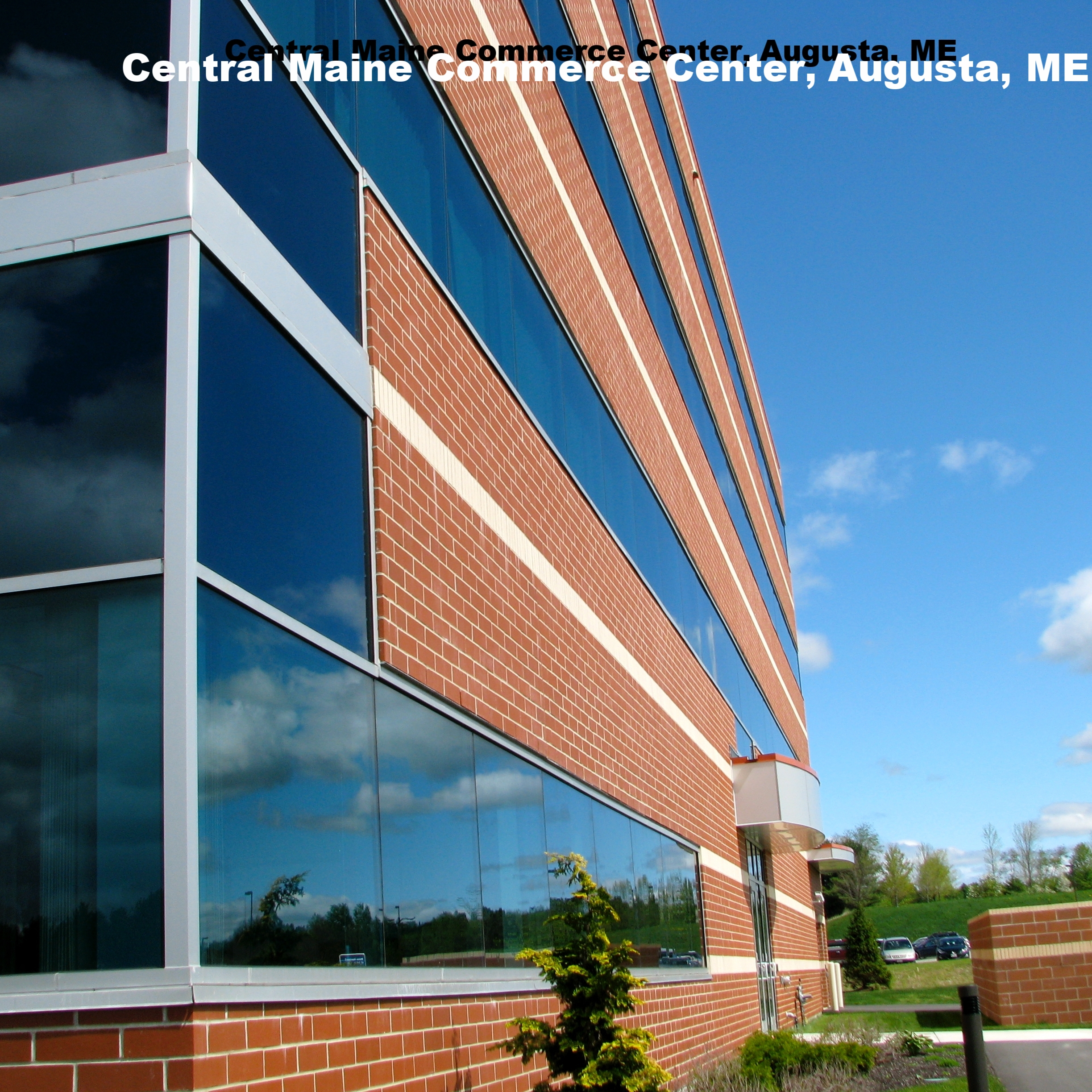 Central Maine Commerce Center, Augusta, ME