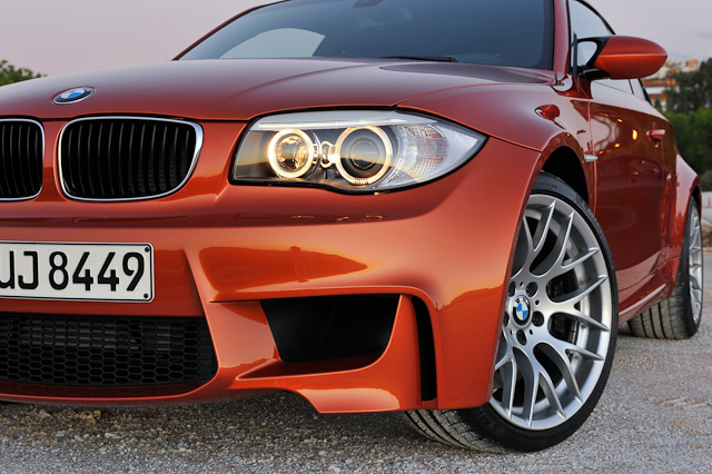 Finally getting around to posting these awesome pics of the BMW 1M. I want one.