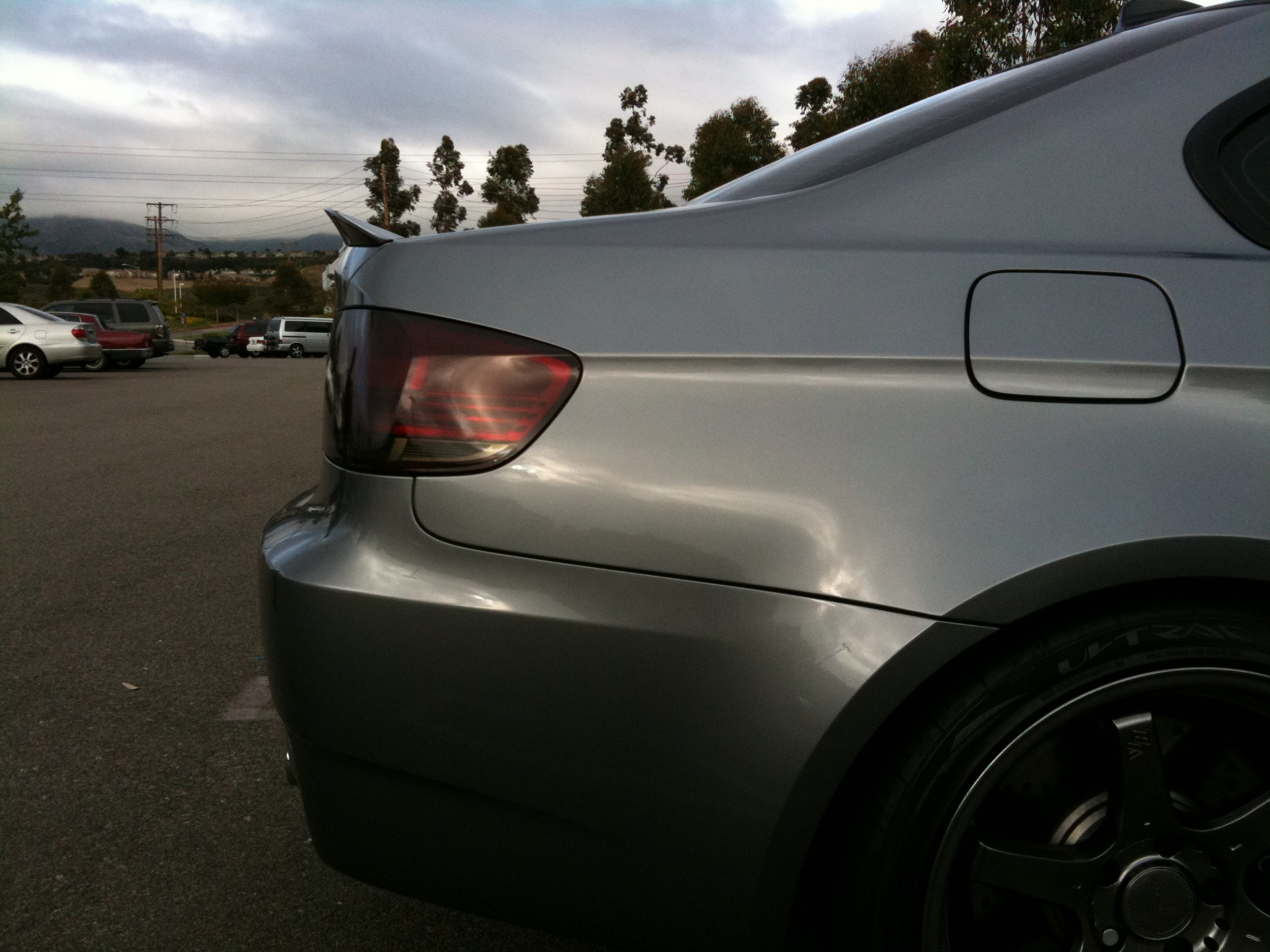 Installed ZCP Spoiler last night. Some quick iPhone pics now, better ones maybe this weekend.
