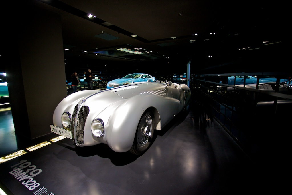 Day 2: A few snapshots from the BMW Museum.