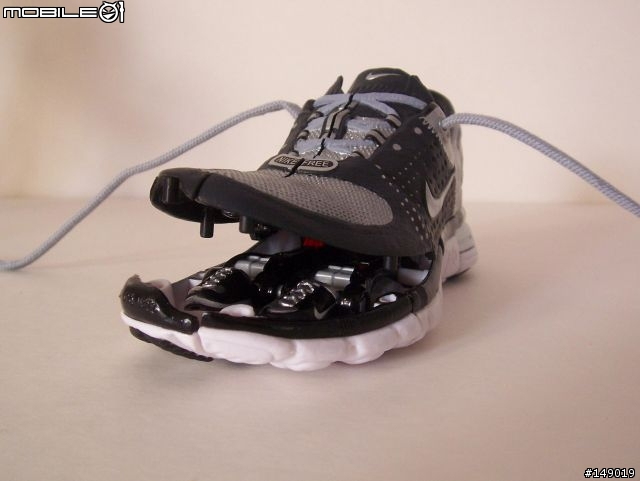 """Awesome """"Shoe"""" revisited"""