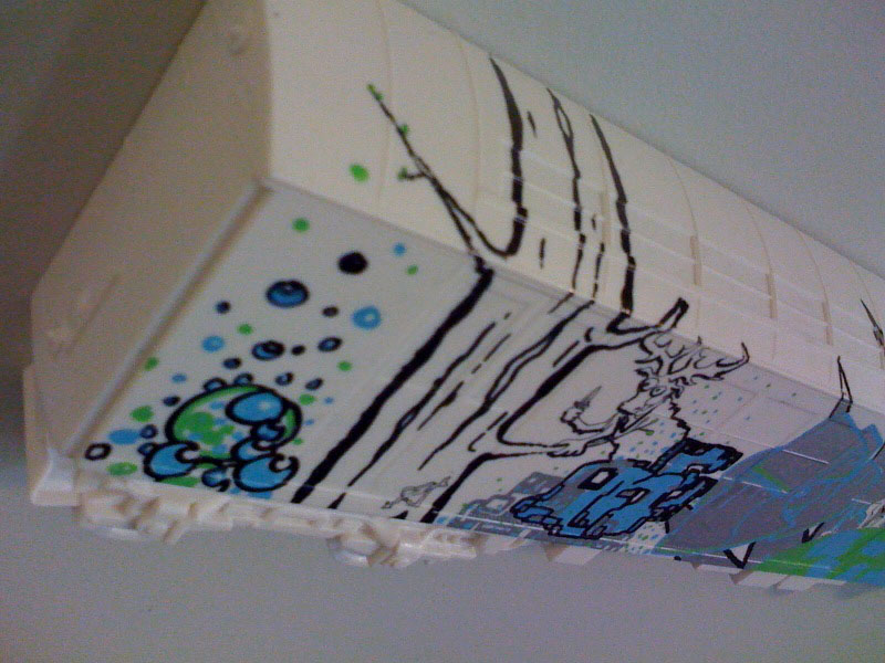 Oakley Design Inspiration: Art Installation at the office