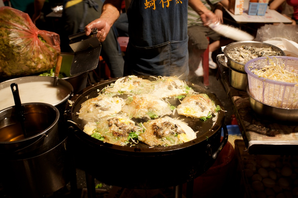 Prepare to drool. Taiwan night market photos. Man, was this good.